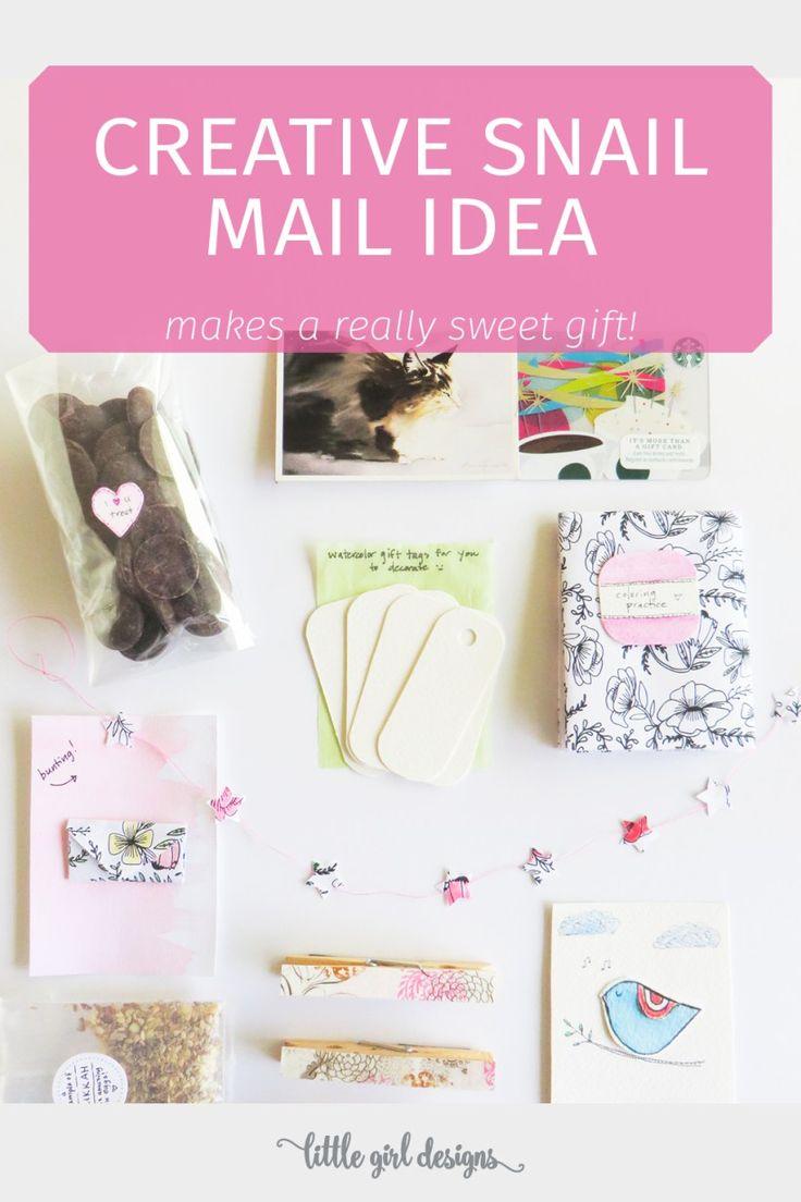 Creative snail mail idea thats so easy snail mail