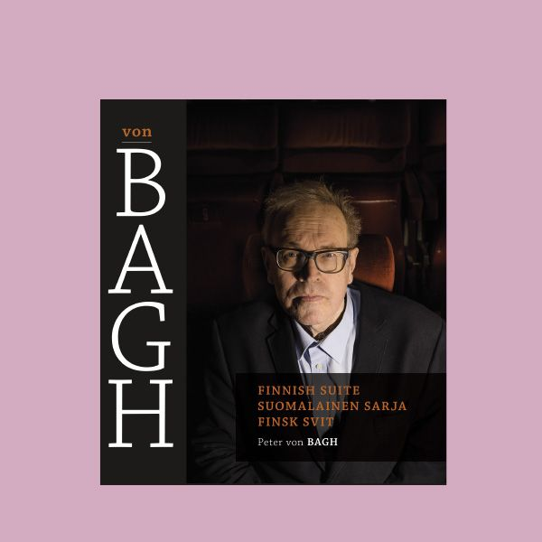 Peter von Bagh – suomalainen sarja -DVD-kokoelma 32 €. Filmihullu-leffakauppa, Sähkötalon 1. krs.