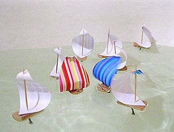 Cork boats
