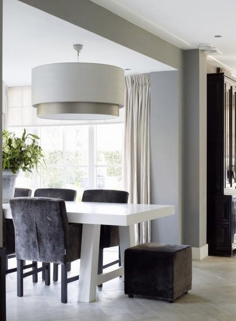 Interior Paint Shades - Soft Neutrals part 1. Soft, neutral paint shades create a calm environment for all areas of the home. Contemporary tones inspired by nature are offset against natural textures and pure white.