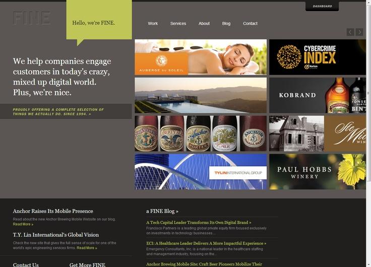 88 best san francisco advertising agency websites images for Design agency san francisco