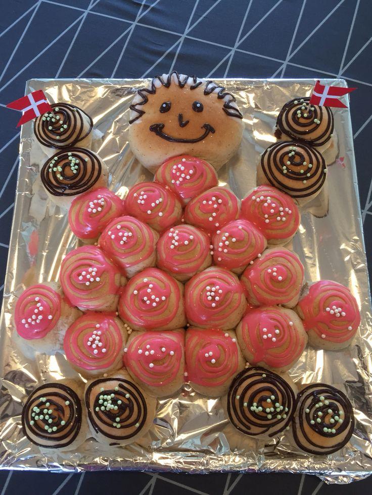 Birthday celebration at kindergarten #bollekone