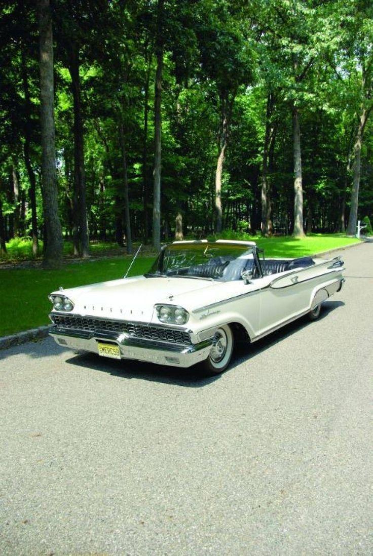 Mercury makeover 1959 mercury park lane hemmings motor news