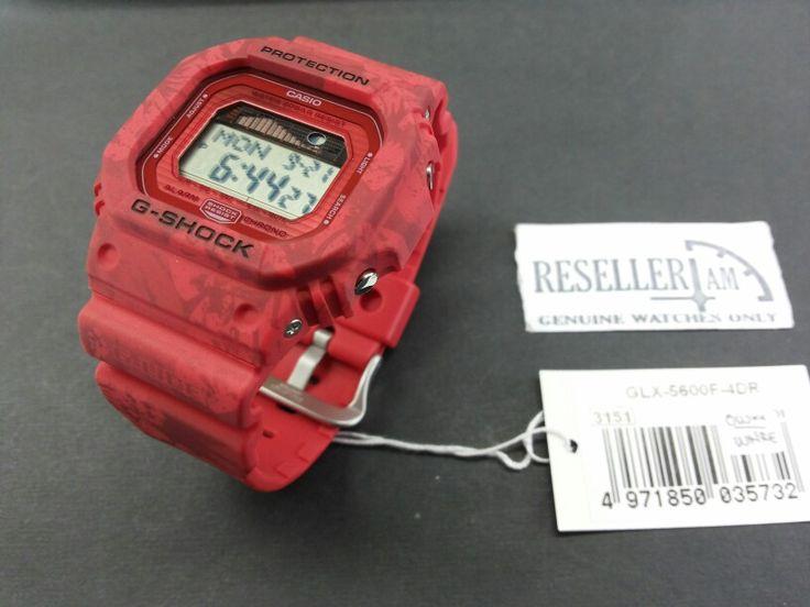 Casio G-shock GLX-5600F-4