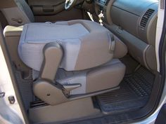 Sleeping In The Back of The Xterra - Second Generation Nissan Xterra Forums (2005+)