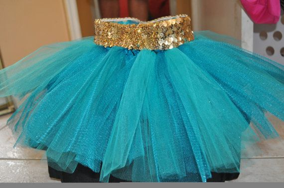Hey, I found this really awesome Etsy listing at https://www.etsy.com/listing/164216503/princess-jasmine-inspired-tutu