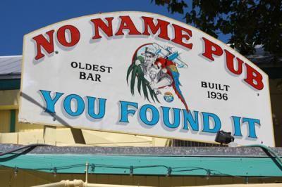 Key West Road Trip:  No Name Pub on Big Pine Key