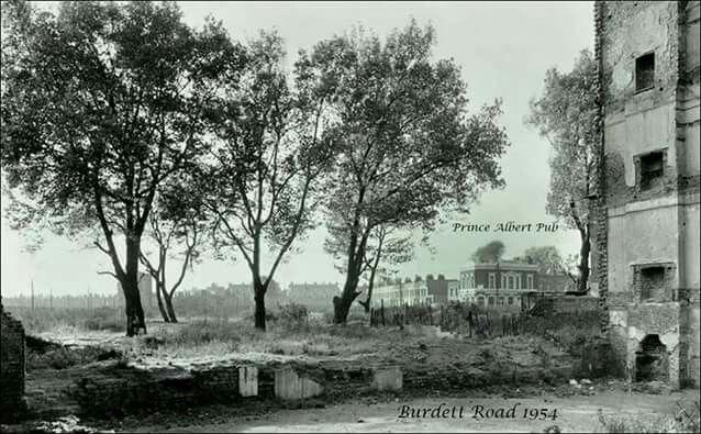 Burdett Road