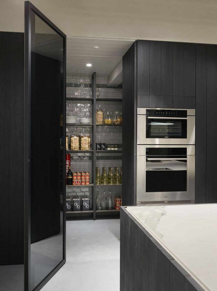 Known for their innovative design in kitchens, bathrooms and living spaces, DesignSpace London have launched 'The 5th Room'. The new must-have for any home where cooking and entertaining take centre-stage, this temperature and humidity-controlled walk-in pantry integrates seamlessly into the kitchen. Individually designed and built, it offers a dedicated chilled space custom-fitted with storage systems. designspacelondon.com