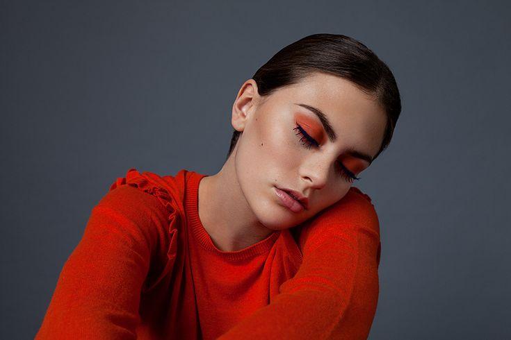 """Nordic Style Magazine: """"Born to be me"""" Photographer: Emma Gripenrot Makeup artist: Rosemarie Eggertz Model: Linn Bovin"""