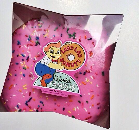 lard lad donut  universal studio  fl
