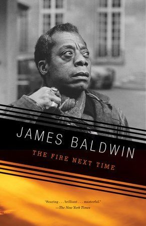 "by James Baldwin A national bestseller when it first appeared in 1963, The Fire Next Time galvanized the nation and gave passionate voice to the emerging civil rights movement. At once a powerful evocation of James Baldwin's early life in Harlem and a disturbing examination of the consequences of racial injustice, the book is an intensely personal and provocative document. It consists of two ""letters,"" written on the occasion of the centennial of the..."