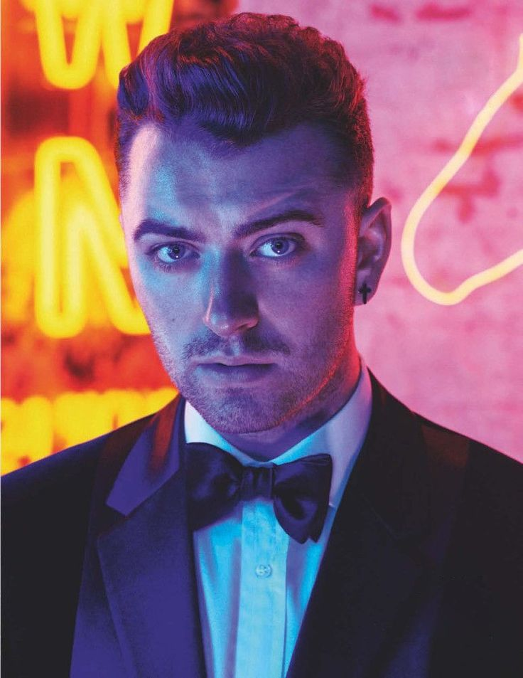 Sam Smith para British GQ Octubre 2015 por Mariano Vivanco
