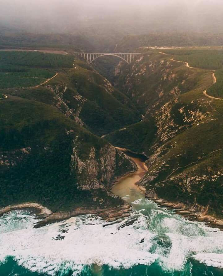 Bloukrans river, South Africa