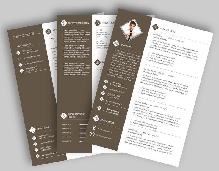 CV template 2024. Laat de lay-out van je CV pimpen en eventueel de tekst optimaliseren. www.mooicv.nl
