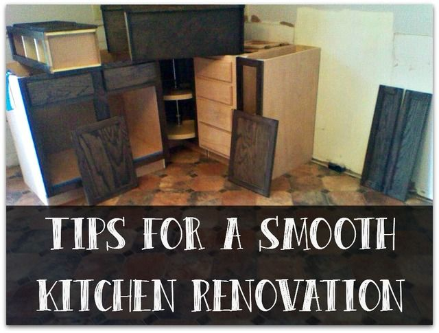 Tips for a Smooth Kitchen Renovation #ad
