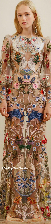 Alexander McQueen Pre Fall 2017 ♕♚εїз | BLAIR SPARKLES |