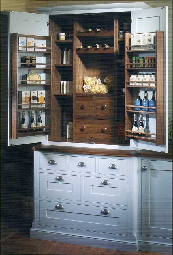 must have a larder!