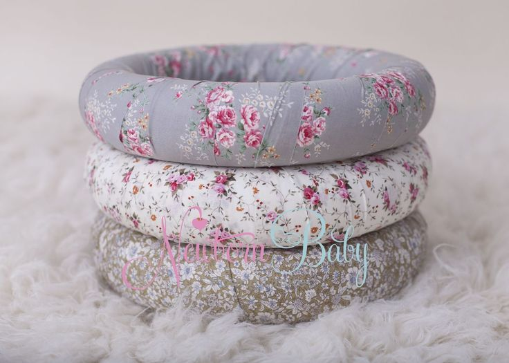 Floral Rings | Newborn Baby Posing Limited