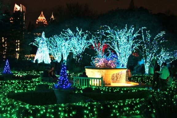 Atlanta Botanical Garden - YES BOTANS!