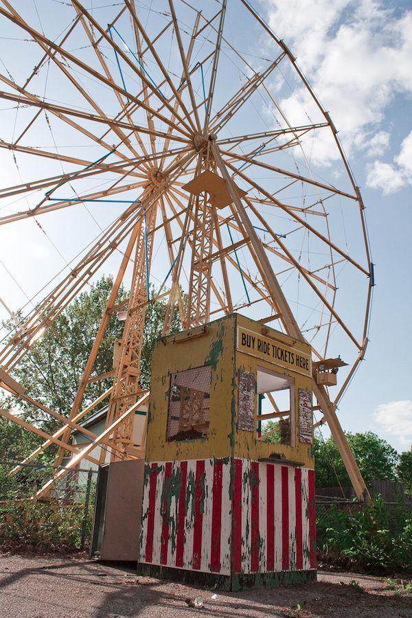 Abandoned Amusement Park: Joyland - Wichita, Kansas