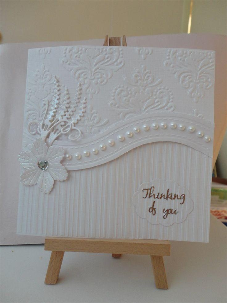Lovely Card Making Ideas Sympathy Part - 10: Sympathy Card | Docrafts.com