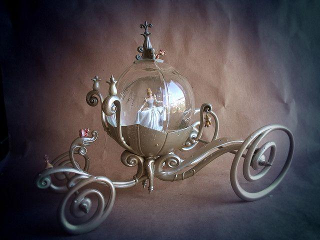 Cinderella Snowglobe designed by Jody Daily