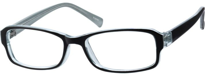 Chic Rectangular Eyeglasses
