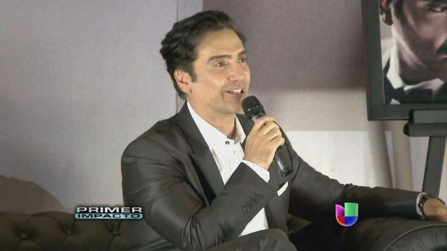 VIDEO: Alejandro Fernández regresó con nuevo disco y rejuvenecido - http://uptotheminutenews.net/2013/08/27/latin-america/video-alejandro-fernandez-regreso-con-nuevo-disco-y-rejuvenecido/