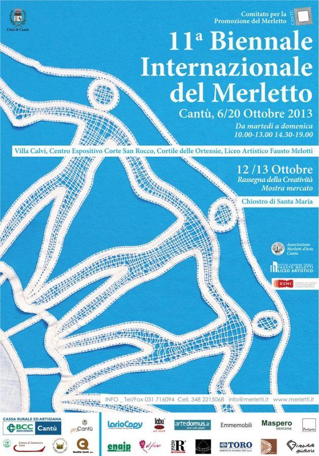 Biennale del #Merletto a #Cantù