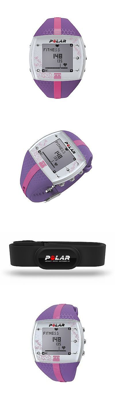 Heart Rate Monitors 15277: Polar Ft7 Heart Rate Monitor Lilac Pink -> BUY IT NOW ONLY: $66.99 on eBay!