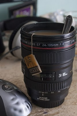 Christmas gift for a photographer you know?