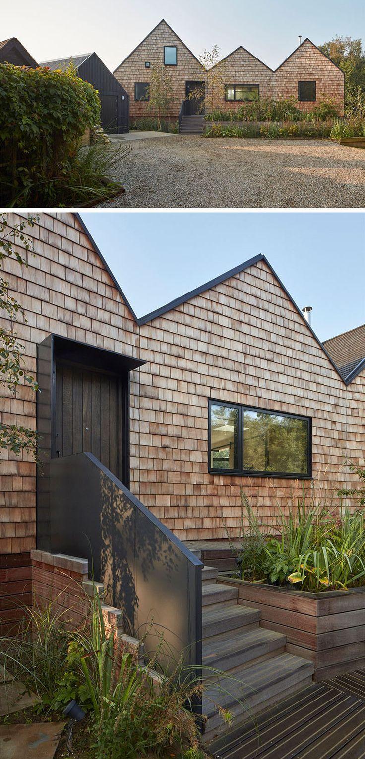 25 best ideas about wood shingles on pinterest cedar shingle homes cedar shakes and cedar. Black Bedroom Furniture Sets. Home Design Ideas