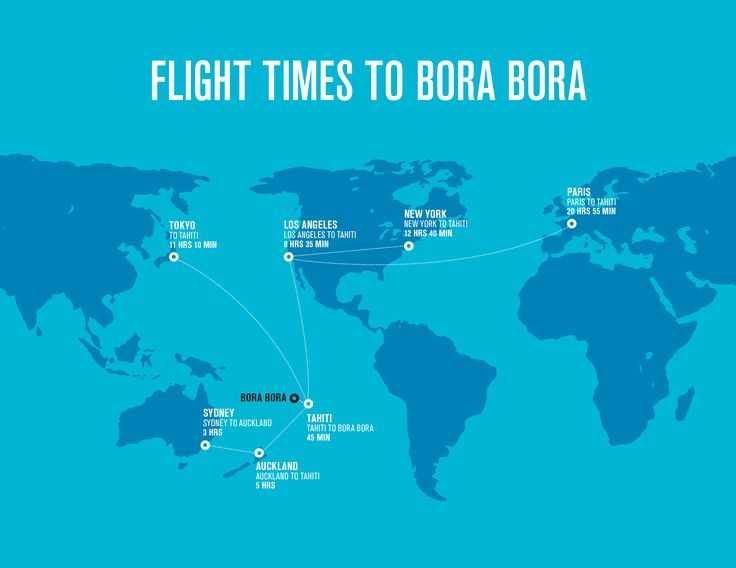Find a Bora Bora map and directions to Four Seasons Resort Bora Bora, including directions to the Resort from Faa'a International Airport.