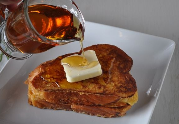 Challah French Toast Recipe - had this in NYC once, fell in love with this version of French Toast.