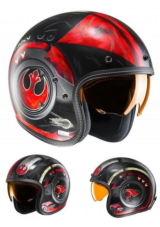 star wars poe dameron x wing fighter pilot motorcycle. Black Bedroom Furniture Sets. Home Design Ideas