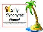 Silly Synonyms Game!.pdf