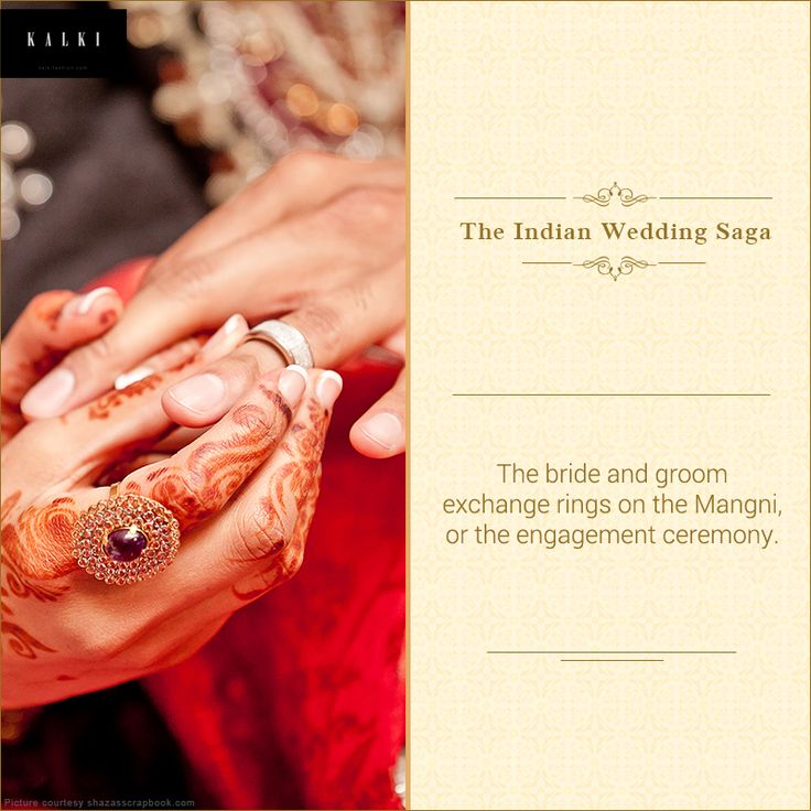 The ring ceremony marks the beginning of a special journey. Isn't this moment magical?