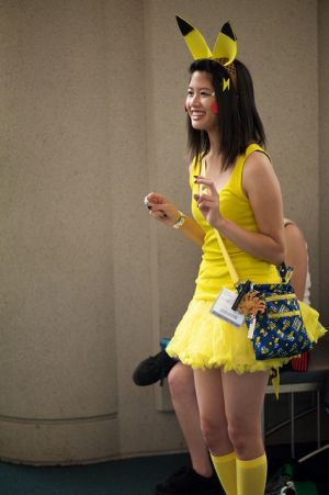 pikachu costume idea funny halloween costume ideas for women halloween costumes women - Pikachu Halloween Costume Women