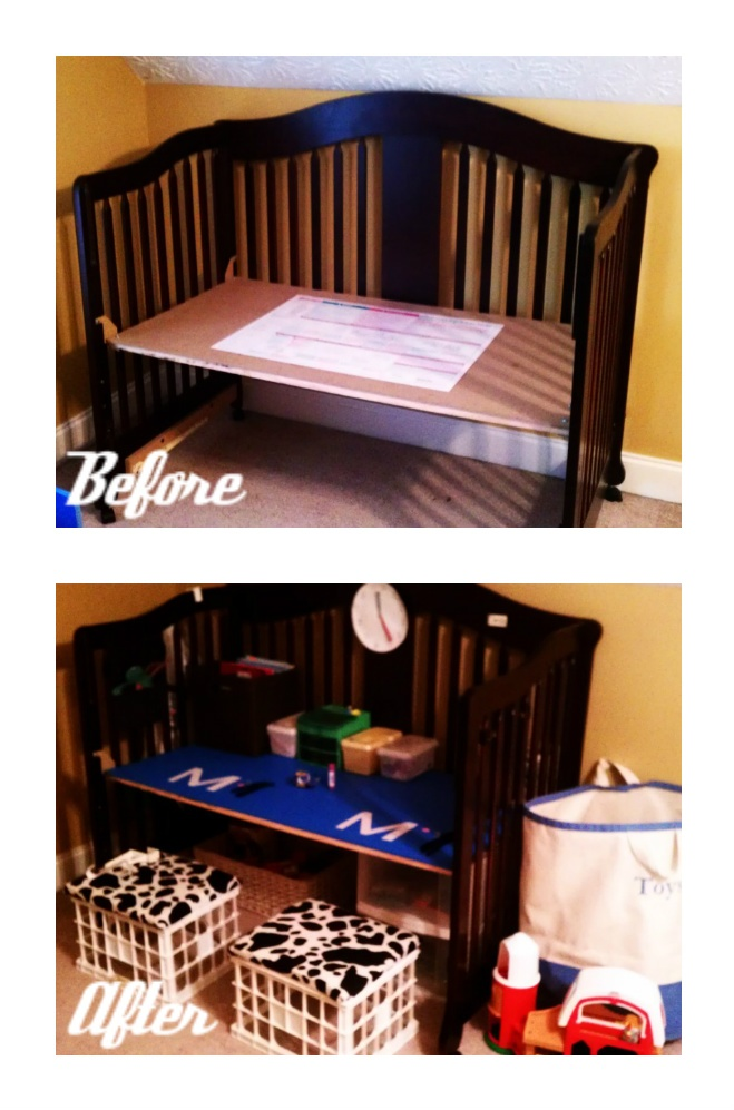 27 best crib rehab images on Pinterest   Baby cribs, Old cribs and ...