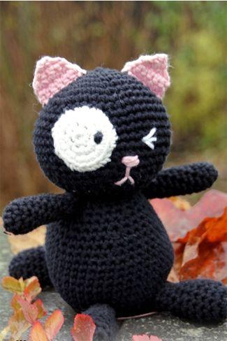 Se den lille kattekilling 🎶 Måske 2 ens øjne 🤓