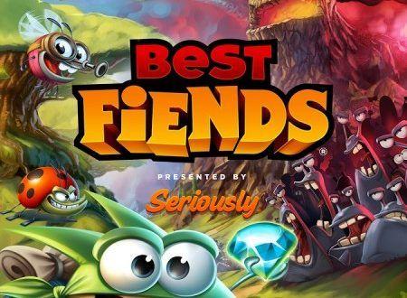 Best Fiends Unlimited Diamonds Apk Mod v4.1.5 Download Android | Modded APK Games