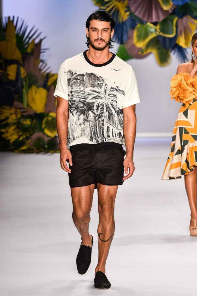 Agua De Coco Spring Summer 2019 Sao Paulo Fashion Week Simple