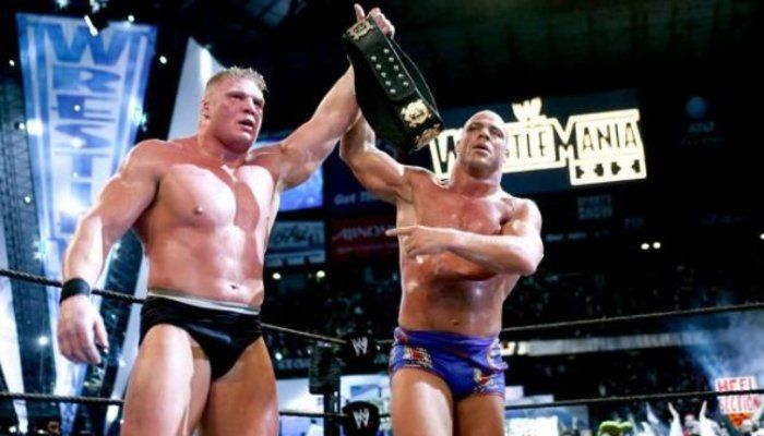 Bruce Prichard Talks Kurt Angle's Backstage Fights With Brock Lesnar And Eddie Guerrero