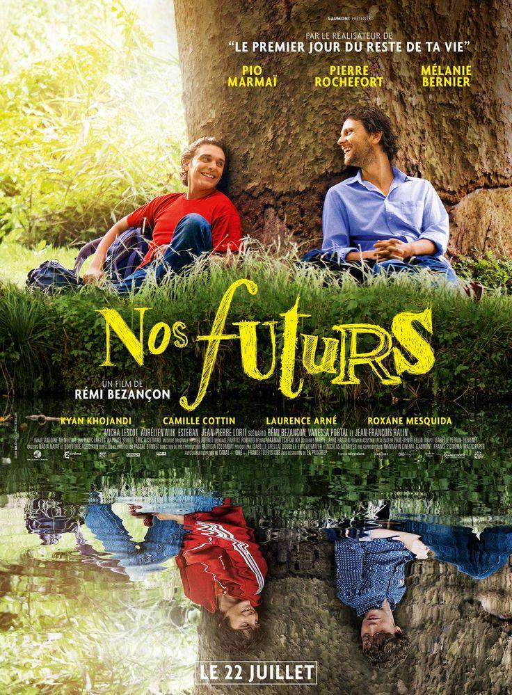 """Nos futurs. Aimé par Charlyne : Superbe film. Une BO magnifique, des acteurs sublimes (le fils de Jean Rochefort) est merveilleux. """"Le premier jour du reste de ta vite"""" était déjà incroyable. """"Nos futurs"""" est dans sa lignée. Vive le cinéma français."""