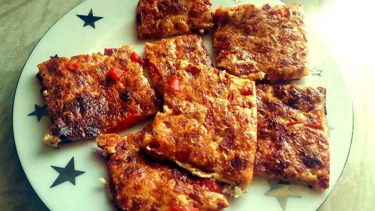 Die Low Carb Pizza (Schüttelpizza) besser als das Orginal Das mit Abstand leckereste, einfachste und tollste Low-Carb Rezept was es gibt!