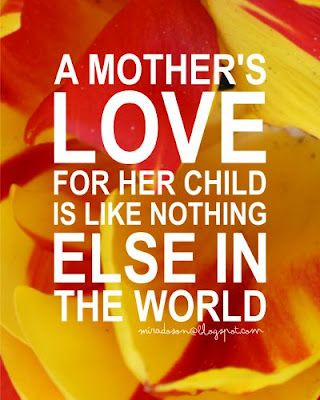 A Mother's Love..