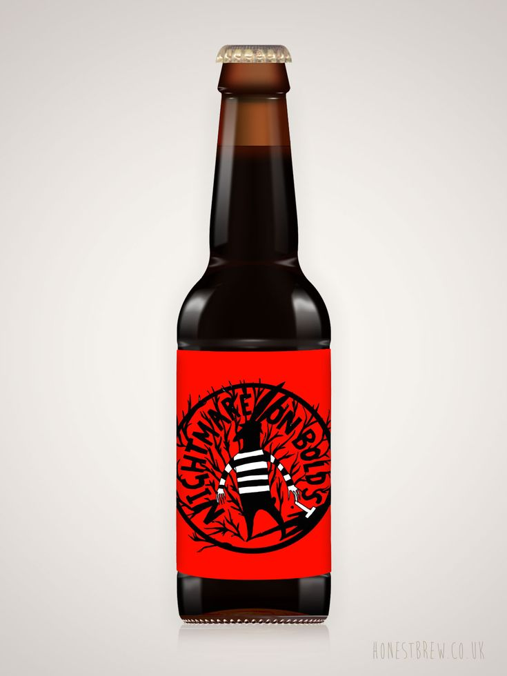 A Milk Stout 5.3% brewed by Mad Hatter. Buy craft beer online from Honest Brew.