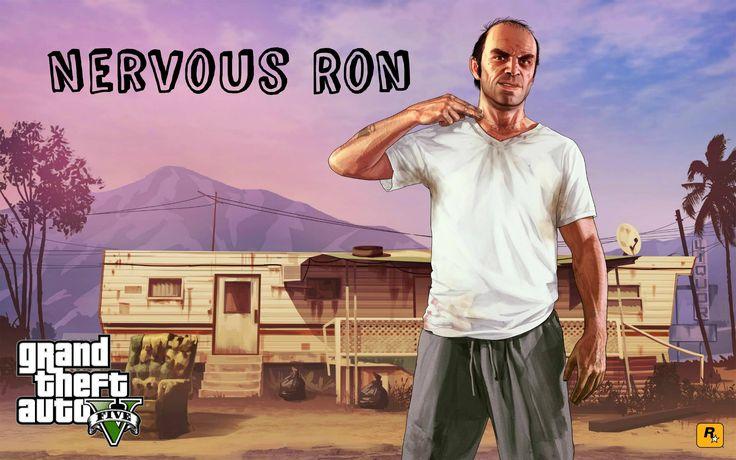 GTA 5 - Mission #19 - Nervous Ron