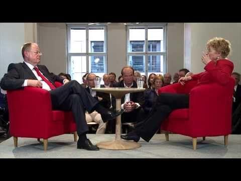 Über Politik. Gesine Schwan im Gespräch mit Peer Steinbrück